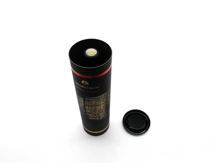 Cylinder Wine Box Top Lid