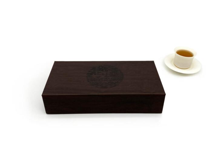 Luxury Leather Tea Packaging Box